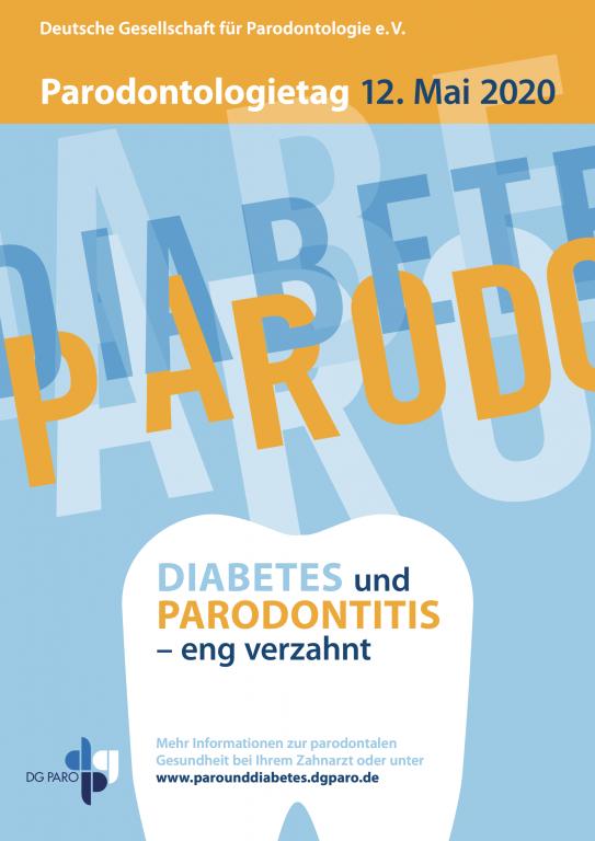 Parodontitis und Diabetes – eng verzahnt!
