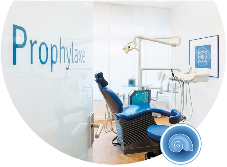 Behandlungsraum Prophylaxe